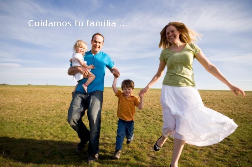 Cuidamos tu familia...