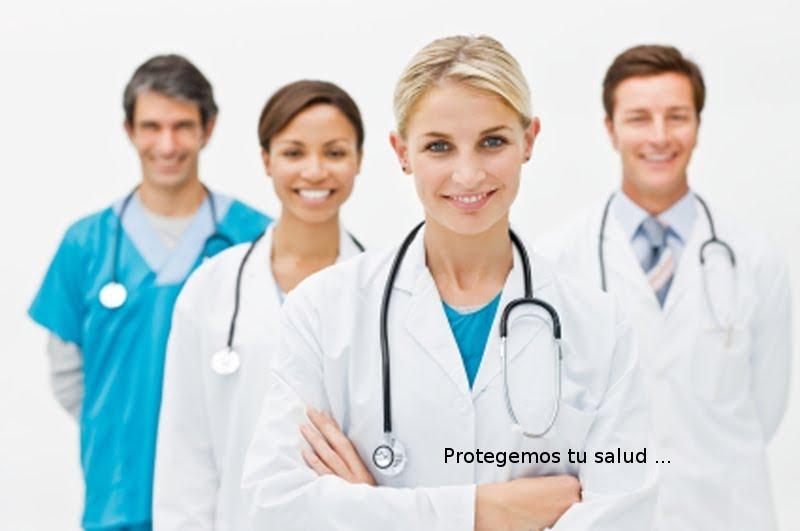 Protegemos tu salud...